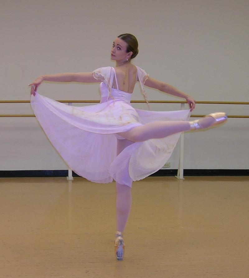 Katya Orohovsky - rehearsal